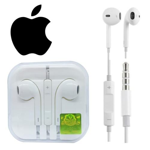 Foto Produk Handsfree / Earphone / Headset Original Super Iphone 5 / 6 / 7 dari JV ACC
