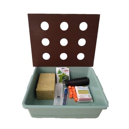 Foto Produk Paket Starter Kit Hidroponik 8 Lubang dari BB Seed