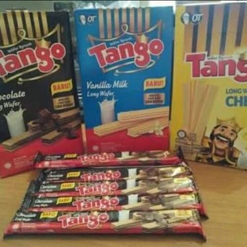 Foto Produk Tango Wafer 7,8 grm - Vanilla dari 3F Retail