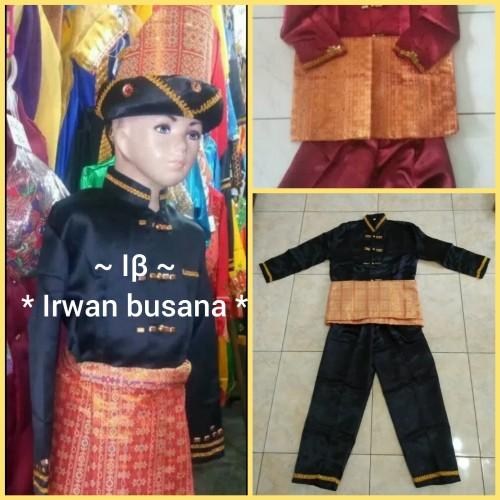 Foto Produk Baju pahlawan aceh // teuku umar // baju adat anak SD dari Irwan busana