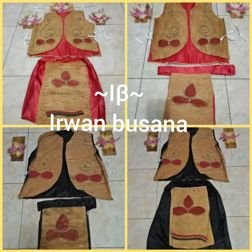 Foto Produk Baju adat papua u/ anak TK dari Irwan busana