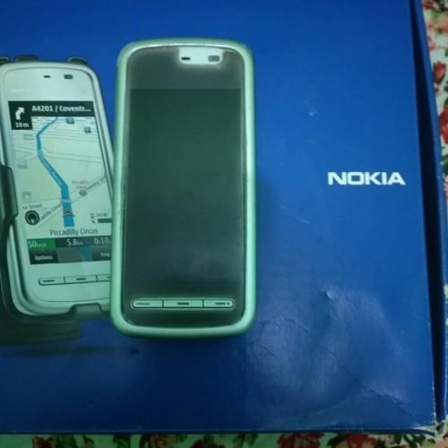 Foto Produk Nokia 5230 Full Set dari nathan alkes