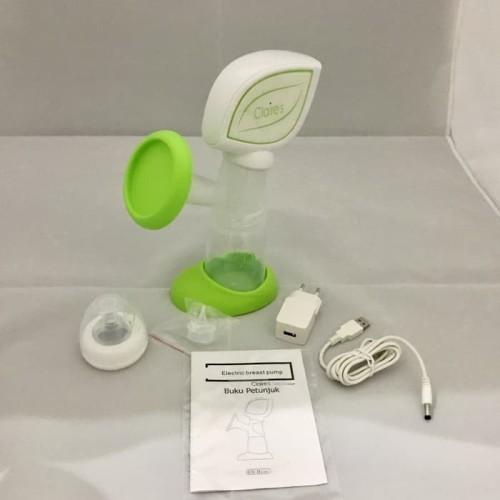 Foto Produk Breast pump Electric Claire's A22   Pompa Asi Elektrik Claire A22 dari bobo baby shop
