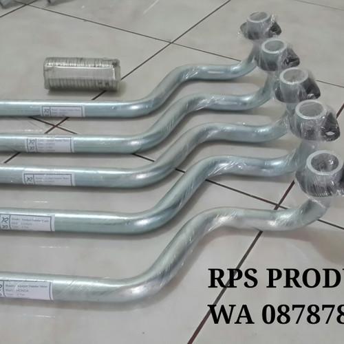Foto Produk Leher knalpot Honda Revo Absolute & Blade dari RPS Product