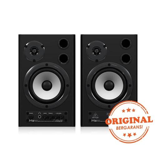Foto Produk Behringer MS40 Powered Studio Monitor Original Garansi Resmi dari Unite Audio