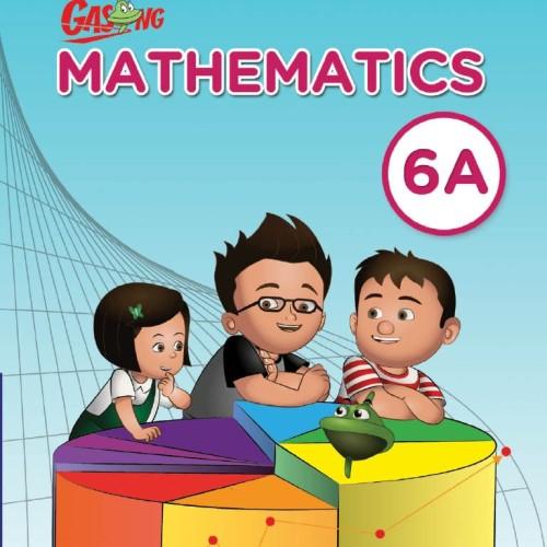 Foto Produk Kupon GASING eBook GASING Mathematics Bilingual SD Kelas 6A dari EGASING STORE