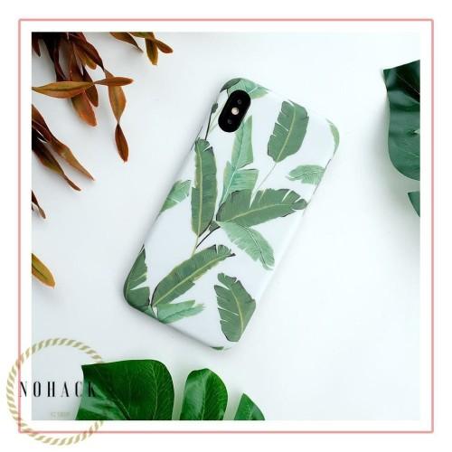 Foto Produk Tropical case oppo iphone xiaomi redmi 4X redmi 4A redmi 5A casing ume - Green dari Caseayangan ID