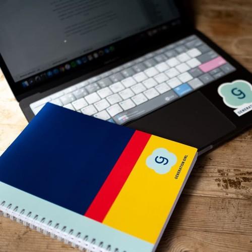 Foto Produk Gen G Notebook dari Generation Girl