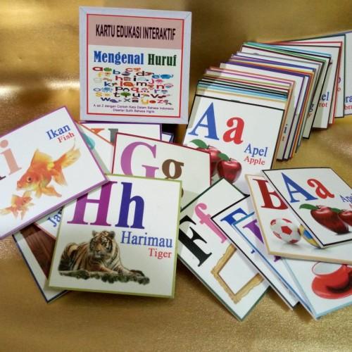 Foto Produk kartu edukasi anak dari gudang chiki