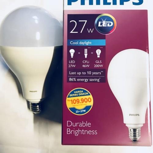 Foto Produk Lampu LED Bulb PHILIPS 27W dari Natz