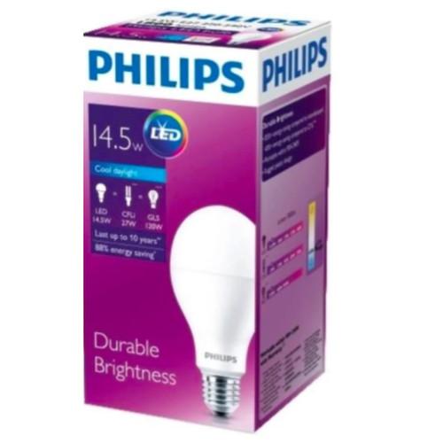 Foto Produk Lampu LED Bulb PHILIPS 14.5W dari Natz