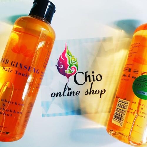 Foto Produk obat penumbuh rambut /penumbuh rambut korea/red gingseng original dari chio-olshop