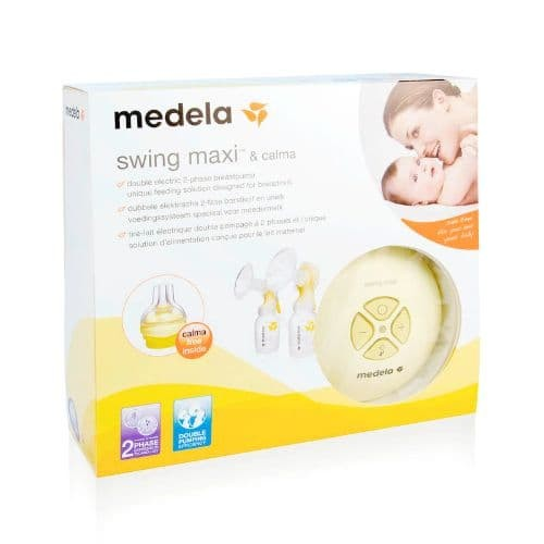 Foto Produk Medela - Electric Breast Pump SWING MAXI DOUBLE dari Macii and Miomio