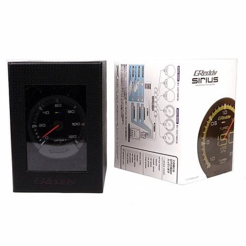 Foto Produk Greddy Sirius Meter Indikator - New Greddy gauge 60 mm dari gubukmodifikasi