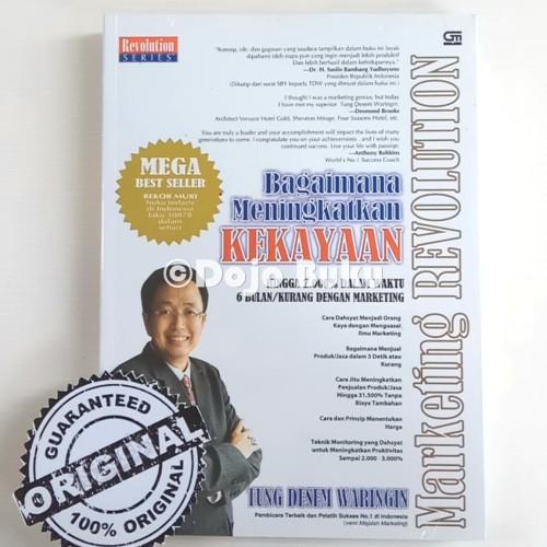 Foto Produk Marketing Revolution ( Tung Desem Waringin ) Soft Cover dari Dojo Buku