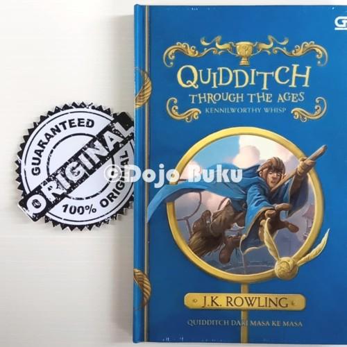 Foto Produk Quidditch Dari Masa Ke Masa dari Dojo Buku