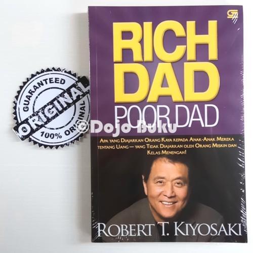 Foto Produk Rich Dad Poor Dad (Edisi Revisi) Robert T. Kiyosaki dari Dojo Buku