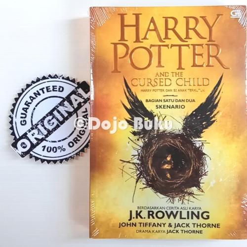 Foto Produk Harry Potter and The Cursed Child (Harry Potter dan Si Anak Terkutuk) dari Dojo Buku