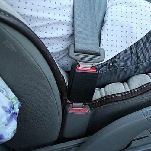 Foto Produk Seat belt Extention Colokan Buzzer Stop Alarm Adapter Car Belt Buckle - Hitam dari lbagstore