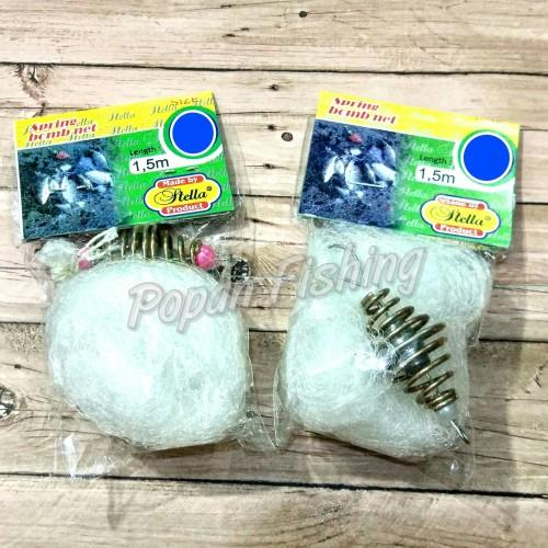 Foto Produk Pancing Jaring / Bom Net - No. 3 dari PoPan Fishing
