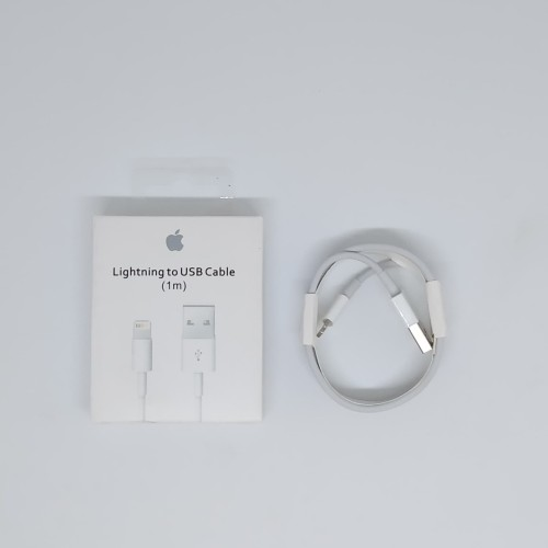 Foto Produk kabel data lightning iphone 5s/7/7+/ipad 5/air ori original 100% dari Hwartzcell