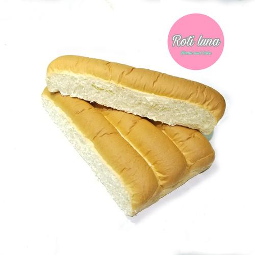 Foto Produk roti john ukuran 20cm isi 7roti dari roti luna