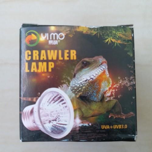 Foto Produk LAMPU UVA + UVB 3.0 25W, 50W, 75W (YIMO) dari clarins shop