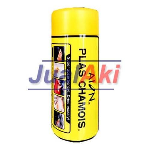 Foto Produk Aion Plas Chamois Original Yellow (Lap Kanebo) - Biru dari JualAki