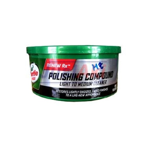 Foto Produk Turtle Wax Polishing Compound Light To Medium Cleaner Paste 298gr dari JualAki
