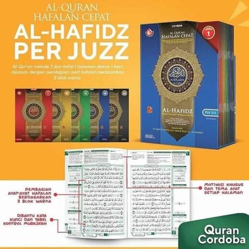Foto Produk AlQuran Hafalan Al Hafidz Per Juz - Mushaf Al Quran AlHafidz - Cordoba dari Ar-Rayhan Store