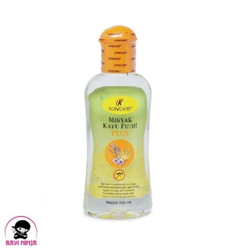 Foto Produk KONICARE Minyak Kayu Putih Plus 125ml / 125 ml dari BAYININJA