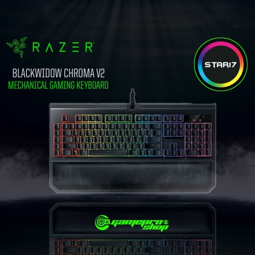 Foto Produk Razer BlackWidow Chroma V2 - Mechanical Gaming Keyboard dari STAR17
