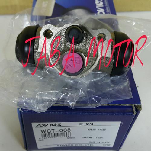Foto Produk Master rem roda belakang-Wheel cyilinder Kijang kapsul-Grand-Efi aisin dari JABA MOTOR TOYOTA
