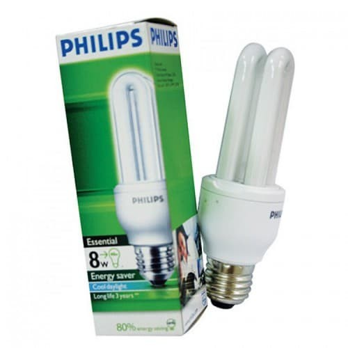 Foto Produk Lampu Essential 8W PHILIPS dari Natz