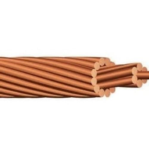 Foto Produk Kabel BC 25 mm (grounding) ASLI TEMBAGA SNI dari Natz