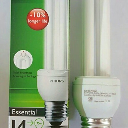 Foto Produk Lampu Essential 14W PHILIPS dari Natz