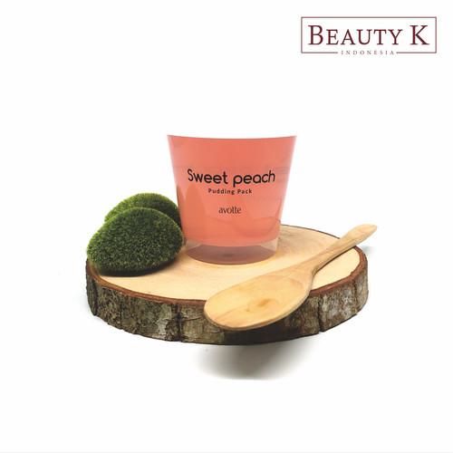 Foto Produk BeautyK Avotte Sweet Peach Pudding Pack dari BeautyK Indonesia