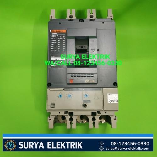 Foto Produk MCB MCCB BREAKER MERLIN GERIN NS400N NS400 N 400A 400 amper 3P 3phase dari SURYA-ELEKTRIK