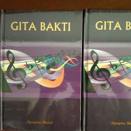 Foto Produk Gita Bakti - Buku Nyanyian GPIB dari Etno Music