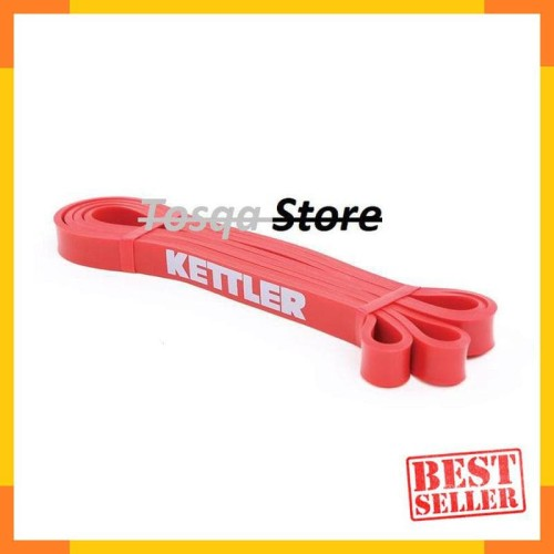 Foto Produk KETTLER POWER BAND MEDIUM (GREEN) / Power band Kettler Medium (Hijau) dari july46OLshop