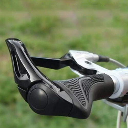Foto Produk Hand grip tanduk ergonomic - hand grip sepeda dari Uwo Sports