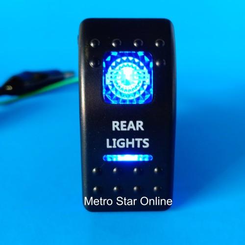 Foto Produk Rocker Switch Saklar Model ARB - Rear Lights dari Metro Star Online