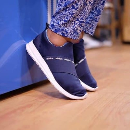 Promo Adidas Neo Cloudfoam Element Refine Adapt Navy Buruan Pesan