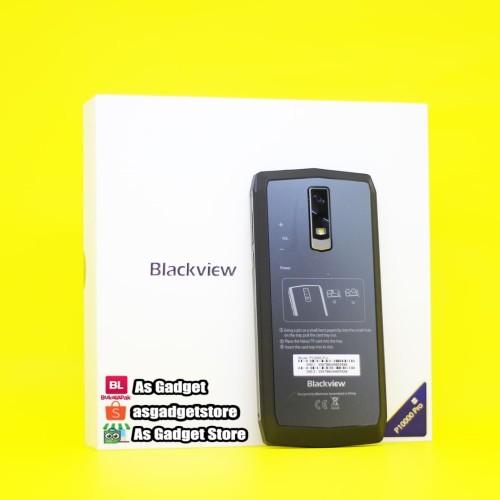 Foto Produk BLACKVIEW P10000 PRO 4GB RAM 64GB BARU SMARTPHONE OUTDOOR - Leather Grey dari As Gadget Store