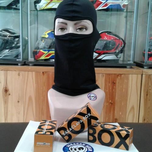 Foto Produk Balaclava BOX - Fullface Sarung Kepala dari Juragan Helm ID