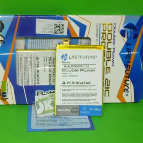 Foto Produk Baterai Asus Zenfone 2 5.5inch ZE551ML ZE550ML Z00AD C11P1424 Ori LF dari Oke Tools