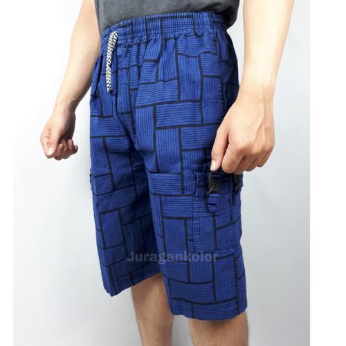 Foto Produk Celana Pendek Cargo Levis Kotak Kasual -LKK001 dari JuraganKolor
