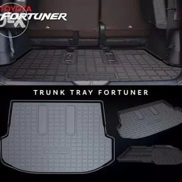 Foto Produk Trunk Tray Fortuner - Karpet Bagasi Grand - New Fortuner 2007-2015 dari fajar variasi mobil