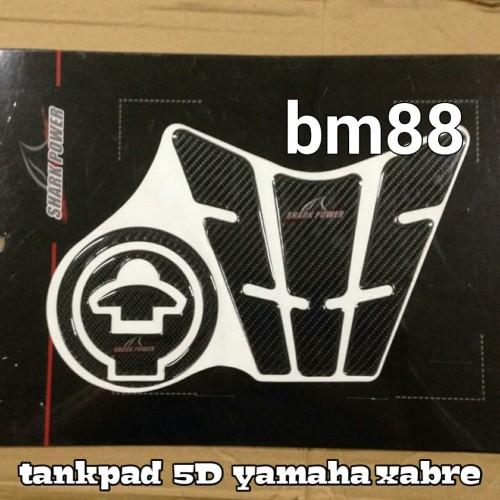 Foto Produk Tank Pad Set ( Tankpad + Fuelpad ) Yamaha Xabre - Shark Power dari BarokahMotor88