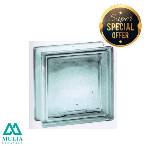 Foto Produk MULIA GLASS BLOCK 19X19X9,5CM 95000 CLEAR dari Tirta Bangunan